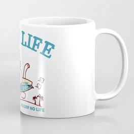 SURF LIFE CAT Coffee Mug