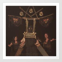 Catacomb Culture - Armor of the Titans Art Print