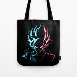 Face to face Blue vs Rose Tote Bag