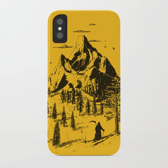 Home! Sweet Home! iPhone Case