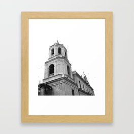 Cebu Metropolitan Cathedral Framed Art Print