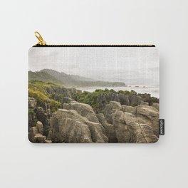 Misty Pancake Rocks Carry-All Pouch