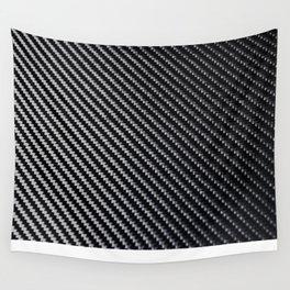 Carbon Fiber Wall Tapestry