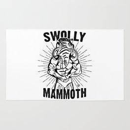 Swolly Mammoth  Rug