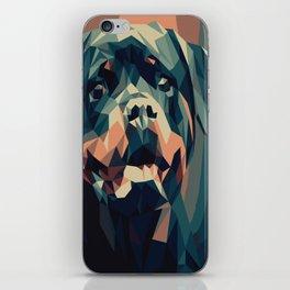 DOG Pop Art iPhone Skin