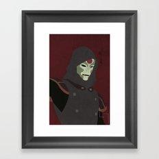 Amon Framed Art Print