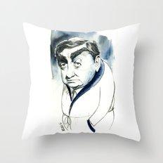 Tony Hancock Throw Pillow