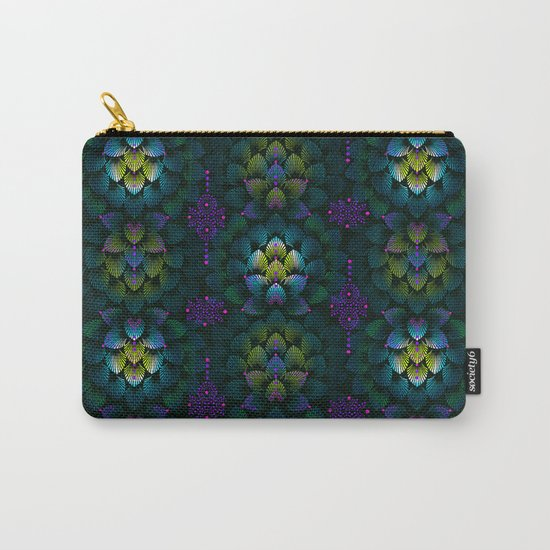 Variations on A Feather IV - Stars Aligned (Primeval Edition) Carry-All Pouch