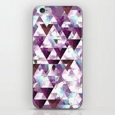 Purple Spirit iPhone & iPod Skin