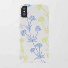 Little flowers    iPhone X Slim Case