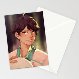 Oikawa Tooru Stationery Cards