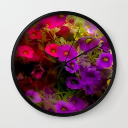 Glowing Million Bells Wall Clock