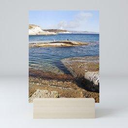 ROCKY ISLAND - Sardinia - Italy  Mini Art Print