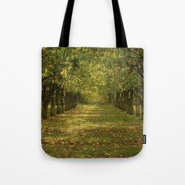 Hazelnuts in Oregon Tote Bag