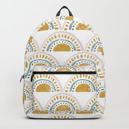 Sunshine-n-Rainbows Backpack
