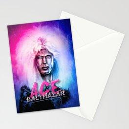 Ace Balthazar  Stationery Cards