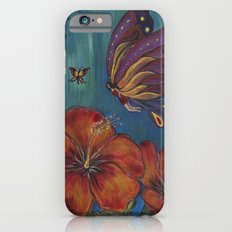 Butterfly Fairy Slim Case iPhone 6s