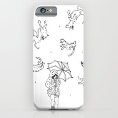 Its Raining Cats and Dogs  Slim Case iPhone 6s