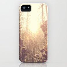 Forgotten Forest Slim Case iPhone (5, 5s)