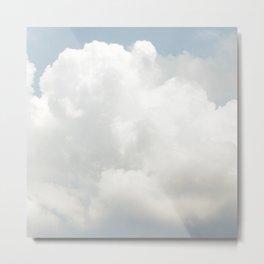 Beautiful Clouds V10 Metal Print