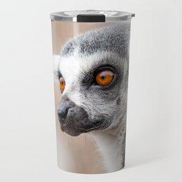 Ring-tailed lemur Travel Mug