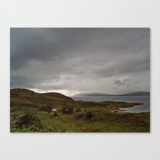 The Firth of Lorn Canvas Print