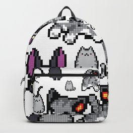 Cat and kitten 5 Backpack