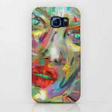 Ultraviolet Drops Slim Case Galaxy S6