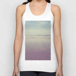 Sea waves 3 Unisex Tank Top