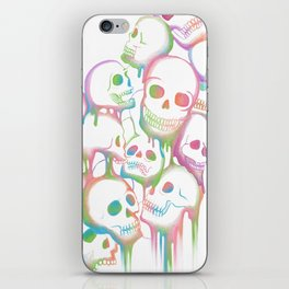 Melting iPhone Skin