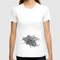 beetle T-shirts featuring beetle by Falko Follert Art-FF77