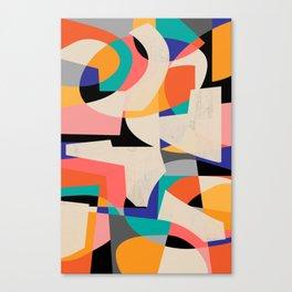 ColorShot III Canvas Print