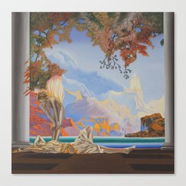 After Maxfield Parrish Canvas Print