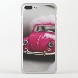 Joy Ride Clear iPhone Case