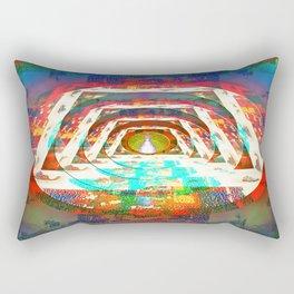 Orbits Rectangular Pillow