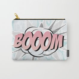 Water comics pastel boom Carry-All Pouch