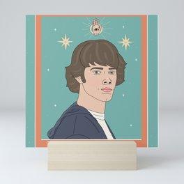 Sam Winchester (Supernatural) Mini Art Print