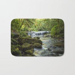 Ledge Falls, No. 3 Bath Mat