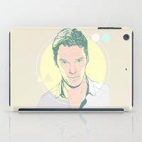 benedict cumberbatch iPad Cases featuring Benedict Cumberbatch by chyworks