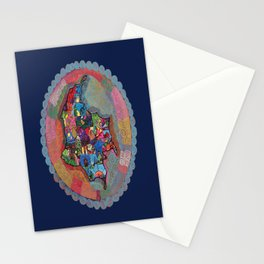 Colombia Azul Stationery Cards