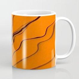 Tiger Waves Coffee Mug