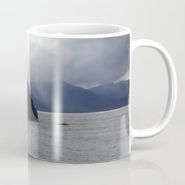 Beluga Bay, Alaska Coffee Mug