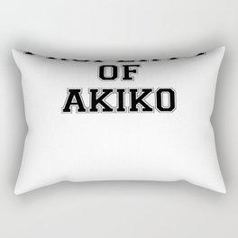 Property of AKIKO Rectangular Pillow