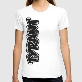 "TYRANT ""Creeper"" T-shirt"