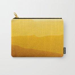 gradient landscape - sunshine edit Carry-All Pouch