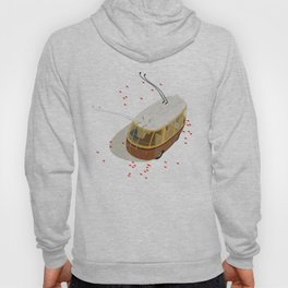 Trolley Rides The Field Hoody
