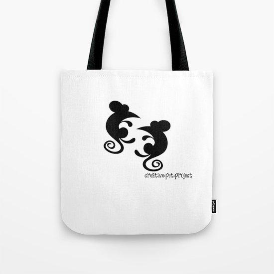 Mice Tote Bag