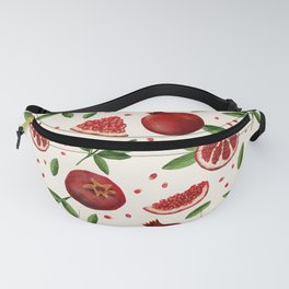 Pomegranates and Seeds Fanny Pack