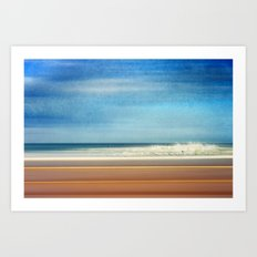 Dreams of Summer Art Print