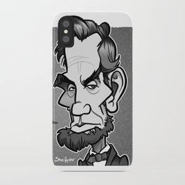 Abe's Intenet Advice iPhone Case